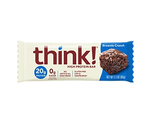 Free think! High Protein Bar