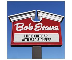 Free Mac & Cheese Portion At Bob Evans