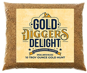 Free Paydirt Sample From Gold Diggers Delight
