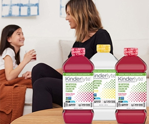 Free Kinderlyte Oral Electrolyte Punches