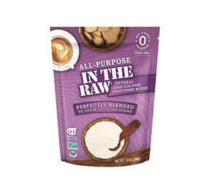 Free In The Raw Optimal Zero Calorie Sweetener Blend From All-Purpose