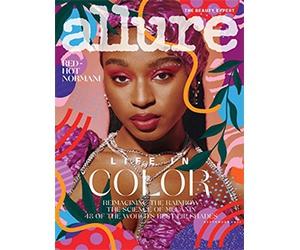 Free ubscription to Allure Magazine