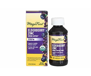 Free Elderberry Zinc Immune Support Syrup From MegaFood