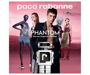 Free Phantom Fragrance By Paco Rabanne