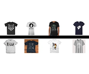 Free GOT T-Shirts
