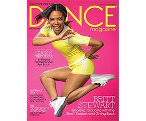 Free Dance Magazine 1-Year Subscription