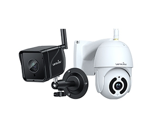Free Wansview Webcams, Outdoor And Indoor Cameras
