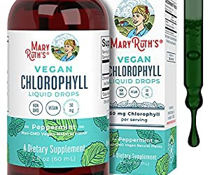 Get 59% Off Liquid Chlorophyll Drops By MaryRuth's At Amazon