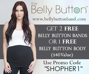 2 Free Belly Button Bands or Belly Button Body