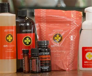 Free doTERRA Sample Kit
