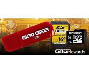 Free 16GB Flash Drive, SDHC Card, Or Micro SDHC Card