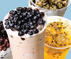 Free Kung Fu Tea Drink