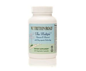 """Free Nutrition Road """"The Multiple"""" Sample"""