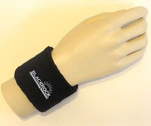 Free Blackrock Manufacturing Solutions Wristband