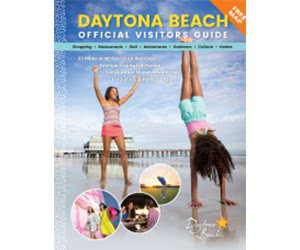Free Daytona Beach Visitor Guide