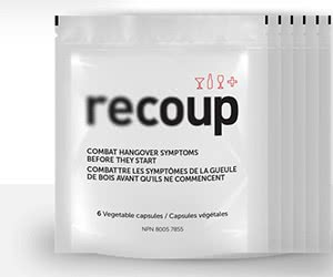 Free Recoup For Hangovers Sample